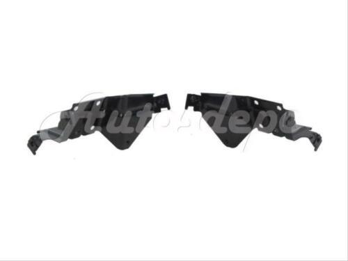 For 11-14 GMC SIERRA 2500HD 3500HD FRONT BUMPER OUTER MOUNTING BRACKET LH /& RH