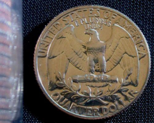 1966 Philadelphia Mint Washington Quarter BU SMS