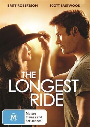 1 of 1 - The Longest Ride (Dvd) Drama, Romance Scott Eastwood, Britt Robertson, Alan Alda