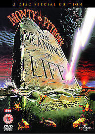 Monty-Python-039-s-The-Meaning-Of-Life-DVD-2-Disc-Set