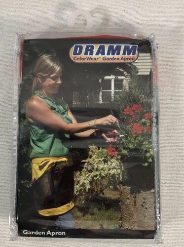 Dramm RED ColorWear Garden Apron 100/% Cotton 19021