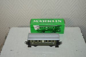 WAGON-VOITURE-PASSAGER-MARKLIN-4040-TRAIN-TANK-NEUF-WAGEN-DB