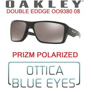 Sunglasses Prizm Occhiali Black Edge 08 938008 9380 Oakley Double Oo yvbgYf76
