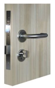 CM101 Return To Door Lever Handle Sashlock Set, Suitable For Commercial Use