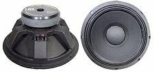 "LX-1801 LEX AUDIO 18"" Speaker, 800W, 4"" V.C., 8.35"" depth, 8ohm"