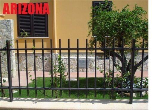 Zaun gartenzaun schmuckzaun schmiedezaun eisenzaun (Arizona)