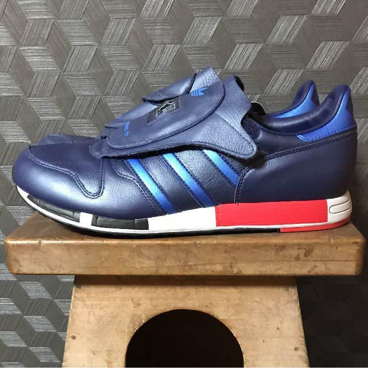 ADIDAS MICRO PACER SNEAKERS MEN CASUAL SHOES 28.5CM APPROX US 10.5 RARE JAPAN