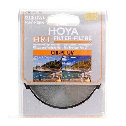 Hoya 82mm Cir-Pl Uv HRT Circular CPL UV Filtro Polarizante Original