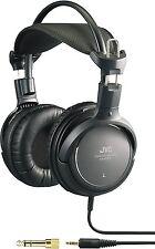 JVC Full Size Dynamic Sound Bass Boost Over Ear Head Pad DJ Headphones HA-RX900