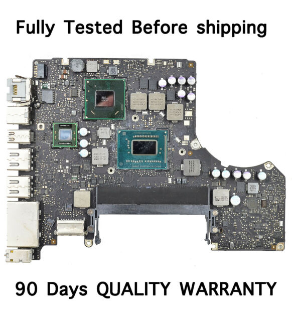 "i7 2.9GHz Logic Board 820-3115-B for Apple Macbook Pro Unibody 13"" A1278 2012"