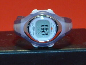 Pre-Owned-Sportsline-555-Calorie-Tracking-Digital-Watch