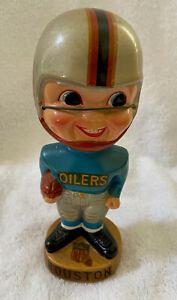 VINTAGE-1960s-AFL-NFL-HOUSTON-OILERS-BOBBLEHEAD-NODDER-BOBBLE-HEAD