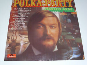 JAMES-LAST-Polka-Party-1971-GERMANY-LP