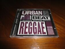 Urban Beat Reggae by Various Artists (CD, May-1996, Heartbeat)