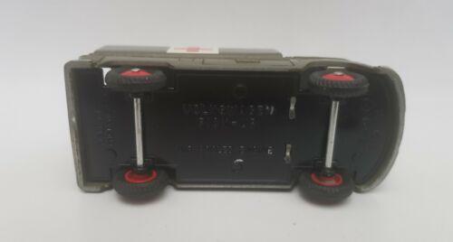 MILITARY AMBULANCE Budgie Diecast Models 204 VW SINGLE CAB PICK UP 1:43  MIB