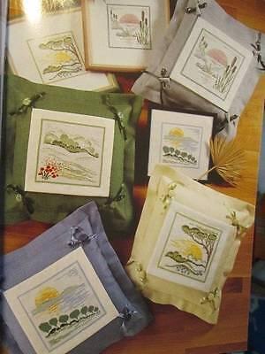 Zweigart's Needlework Ideas Booklet Alphabet Collection #290 Cross Stitch NEW