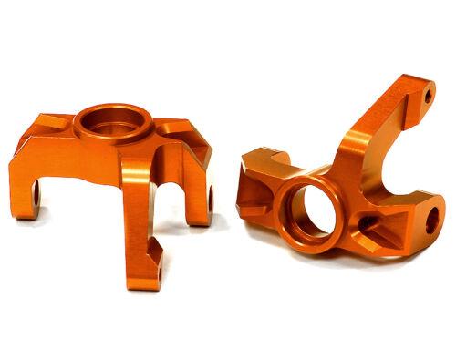 Integy C24685ORANGE Alloy Steering Knuckle for for HPI 1//8 Apache SC /& C1 Flux