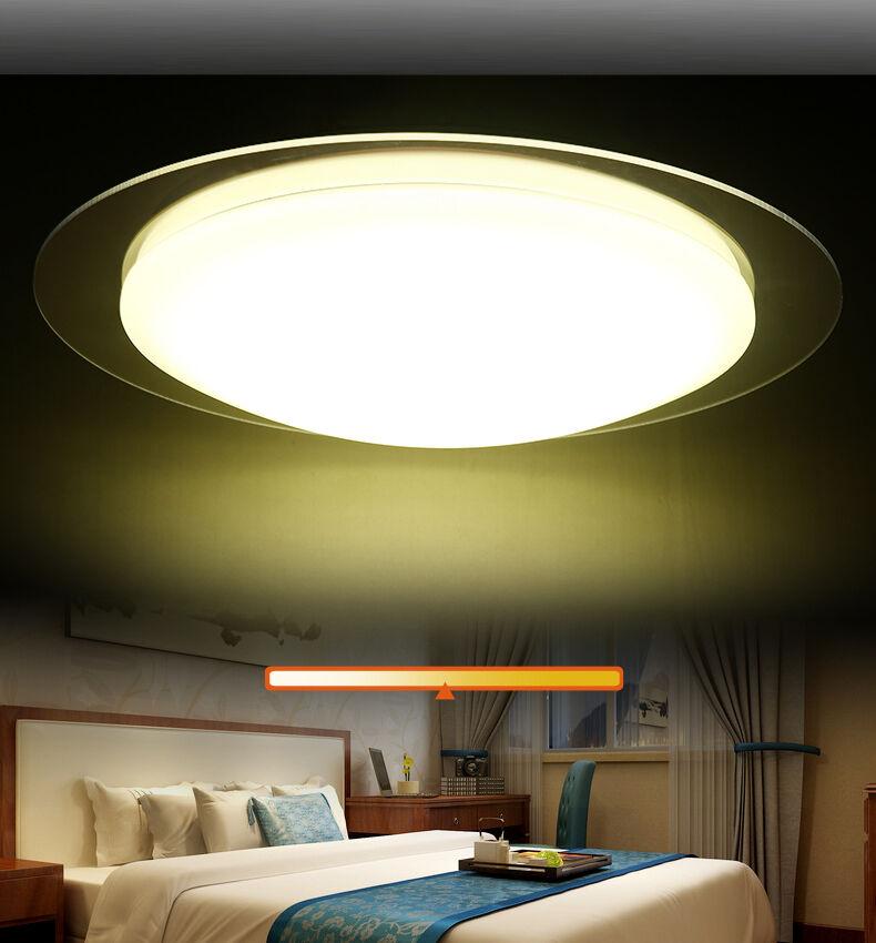 LED Deckenlampe MB-40cm 18W Fernbedienung Lichtfarbe Helligheit Helligheit Helligheit einstellbar A+ b2170c