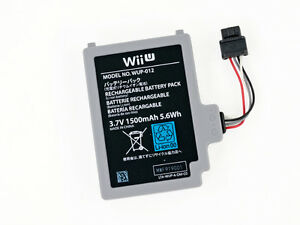 Original-Battery-Pack-For-Nintendo-Wii-U-Gamepad-1500mAh-3-7V-Rechargeable-USA