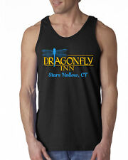 559 Dragonfly Inn Tank Top gilmore tv show girls funny costume lukes diner new