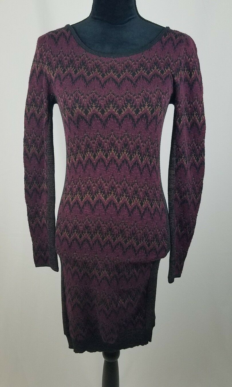 Free People PS Cozy Cabin long sleeve bodycon sweater dress
