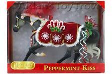 Breyer Traditional Model Horse - NIB 700118 Peppermint Kiss  Christmas Gem Twist