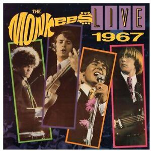 The-Monkees-Live-1967-Red-New-Vinyl-LP-Colored-Vinyl-Gatefold-LP-Jacket