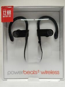 2018 Apple Power Beats 3 Wireless Earphones with Carrying Case ... 39b10e5be6
