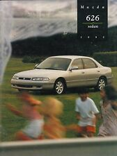 1995 MAZDA 626 SEDAN PROSPEKT BROCHURE CATALOGUE ENGLISCH (USA)