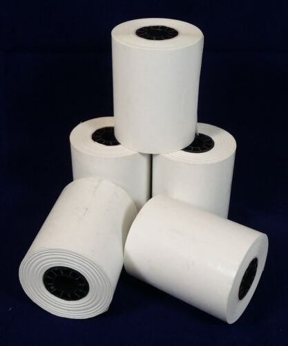 "150 ROLLS 2-1//4/""x85/'  THERMAL CREDIT CARD RECEIPT ROLL PAPER BPA FREE USA"