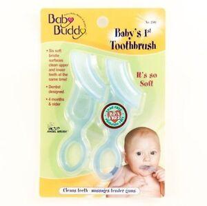 Baby's 1st Brosse à Dents 2ct, Bleu-afficher Le Titre D'origine Zvudcsjg-10131355-420986882