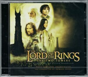 THE-LORD-OF-THE-RINGS-Two-Towers-Howard-Shore-Sheila-Chandra-CD-Die-Zwei-Turme