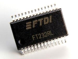 FT232-RL-CONVERTISSEUR-USB-SERIE-RS232-DE-FTDI