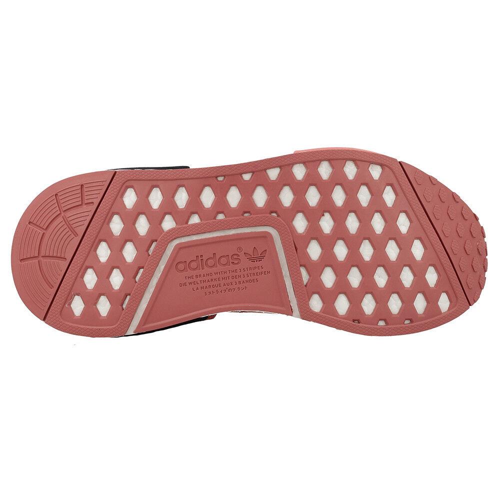 Adidas NMDR1 W Raw Rosa Trace Rosa Blanco Legend Ink Blanco Rosa BY9648 (414) Mujer Zapatos 5af232