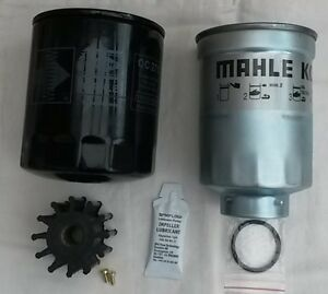 Replacement Mahle or Wix Nanni Diesels Fuel Filter 970311185 155-320hp