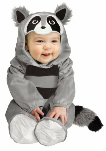 Toddler Costume Lil Raccoon Infant