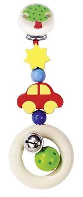 Obliging Heimess Cars Clip On Wooden Baby Child Toy New In Pain