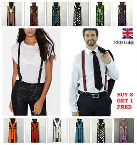 Men's Dress Suspenders