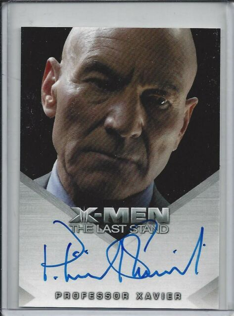 X-Men 3 The Last Stand Trading Cards Autograph Card Cayden Boyd Young Angel