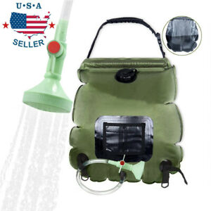 20L-Portable-Shower-Heating-Pipe-Bag-Solar-Water-Heater-Outdoor-Camping-Camp-USA