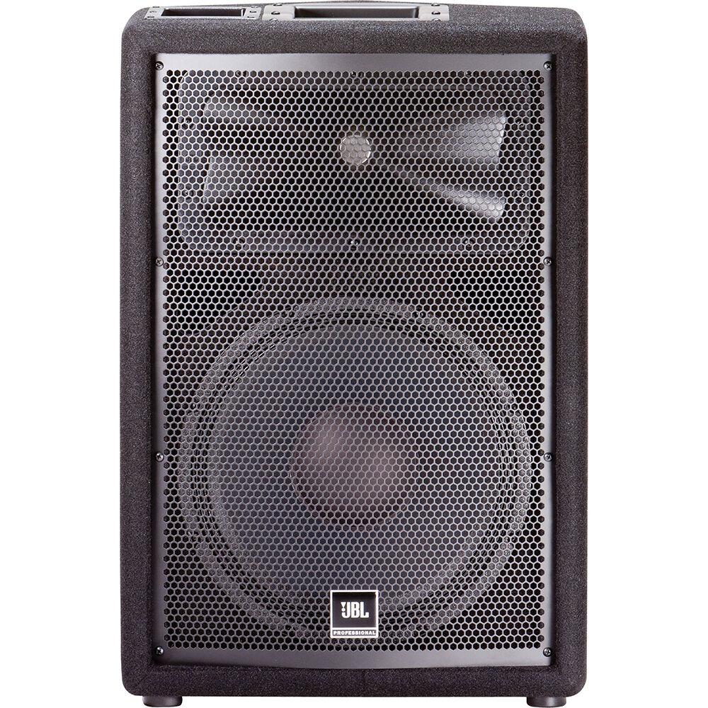 JBL JRX212 12  Two-Way Passive Live Stage Monitor Loudspeaker DJ PA System