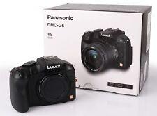 Panasonic LUMIX DMC-G6 G 6 G-6 Digitalkamera Gehäuse Body Panasonic-Fachhändler