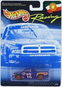 Dodge Ram Truck Hot Wheels Racing Mexico #12 Special Edition Carlos Contreras