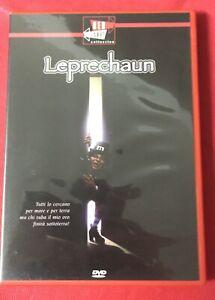 Leprechaun-DVD-Horror-Jennifer-Aniston-Horror-del-1992-Red-Spot