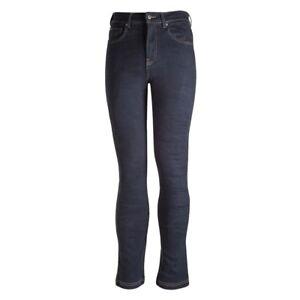 Bull-it-Men-039-s-Italian-17-Slim-SR6-Blue-Motorcycle-Covec-Armoured-Jeans-Short