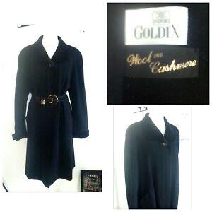 jacket-coat-sexy-winter-black-mid-length-velvet-wool-size-12-14