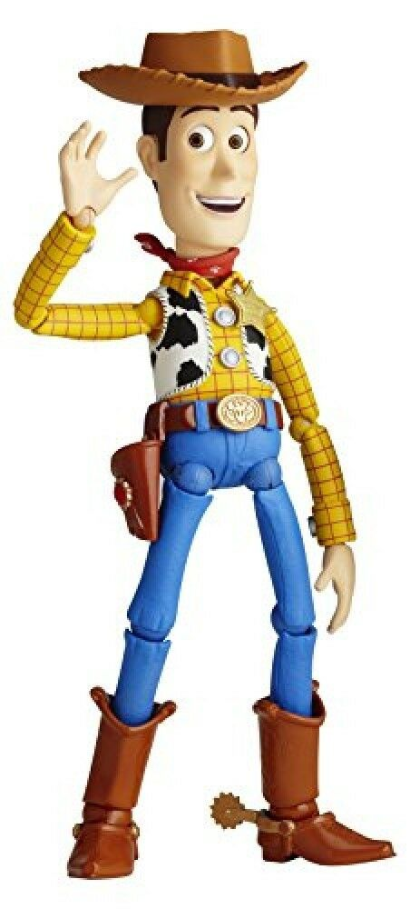 NEW KAIYODO Legacy of Revoltech LR-045 Toy Story Woody Figure from Japan F/S