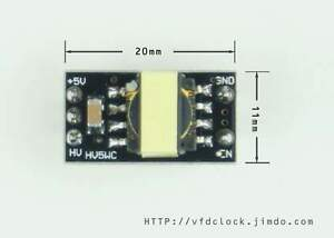 Type-C-5Vin-170Vout-HV5W-HIGH-VOLTAGE-NIXIE-POWER-SUPPLY-MODULE-NIXIE-TUBE-ERA
