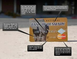 MagiCard by Mark Jenest - Perform Magic Anywhere, Anytime With This Credit Card