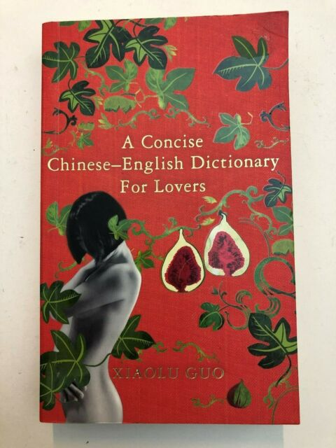 A Concise Chinese-English Dictionary for Lovers von Xiaolu Guo